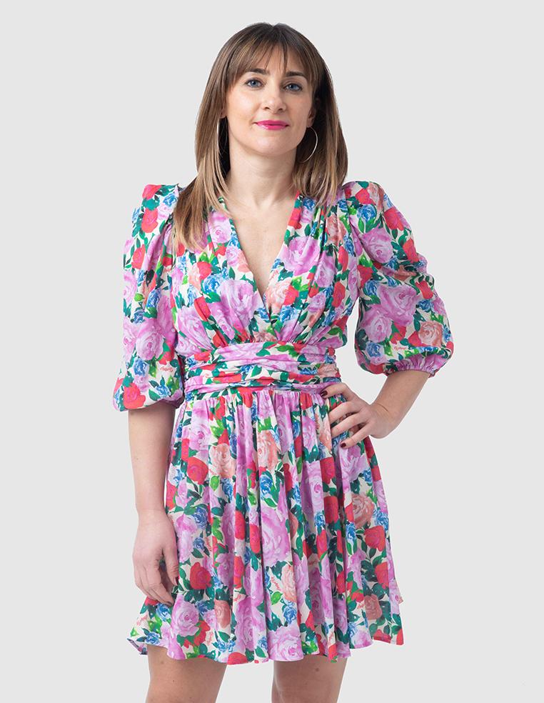 Dress Isabel Aniye By